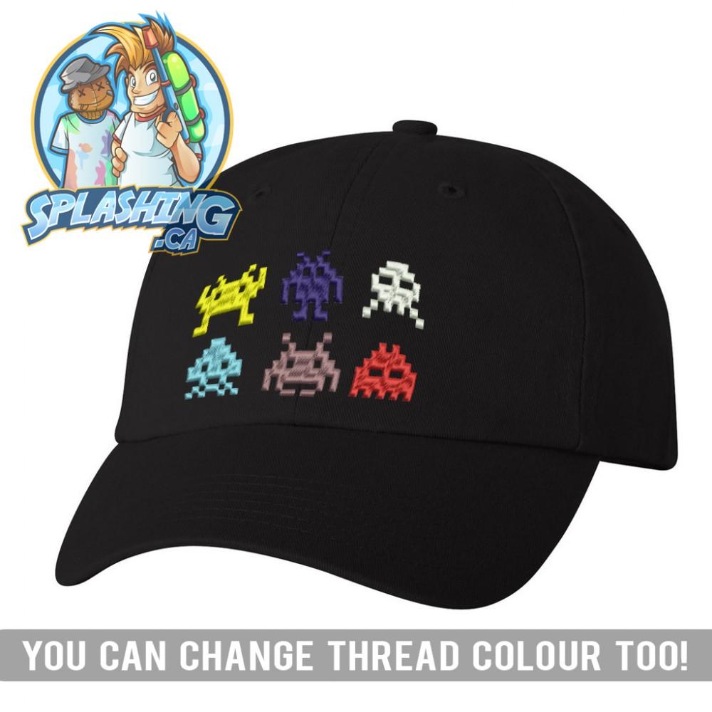 Invaders Custom Dad Cap