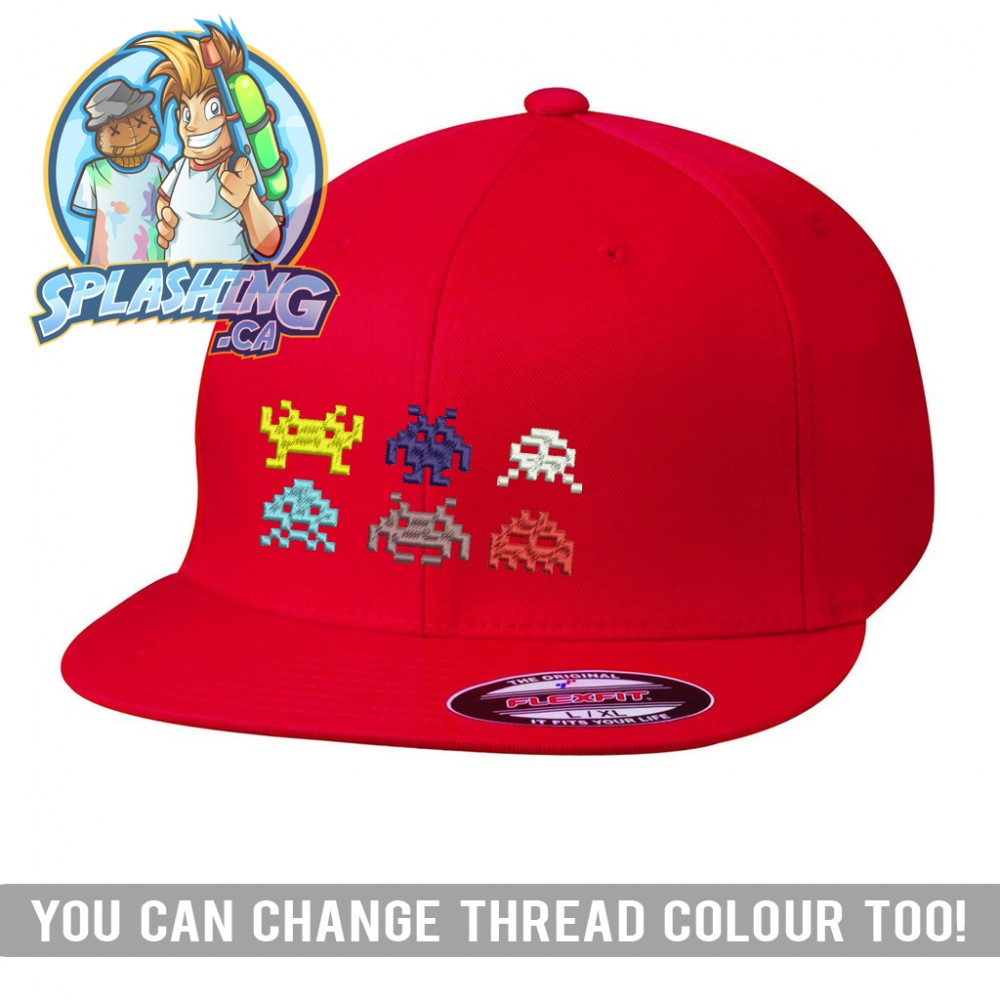 Invaders Custom Flexfit Cap