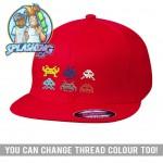 Invaders Custom Flexfit Cap