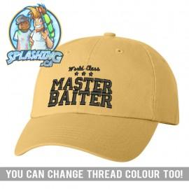 Master Baiter Custom Dad Cap