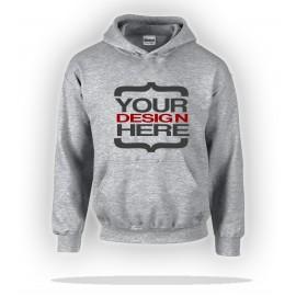 Design Your Own Hoodie (Unisex)