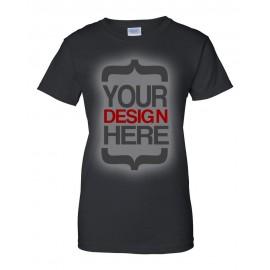 Design Your Own T-Shirt (Ladies)