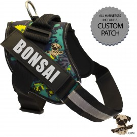 Rigadoo Dog Harness - Bonsai