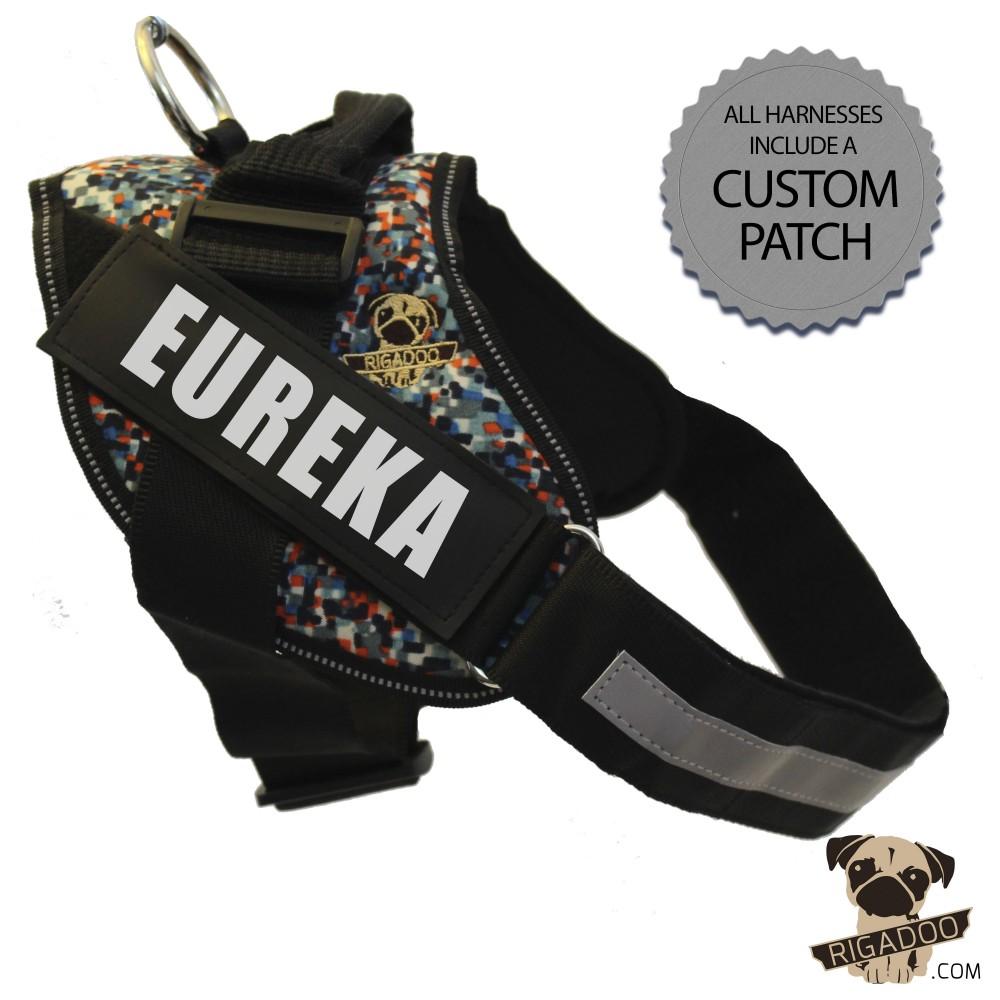 Rigadoo Dog Harness - Eureka
