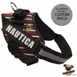 Rigadoo Dog Harness - Nautica