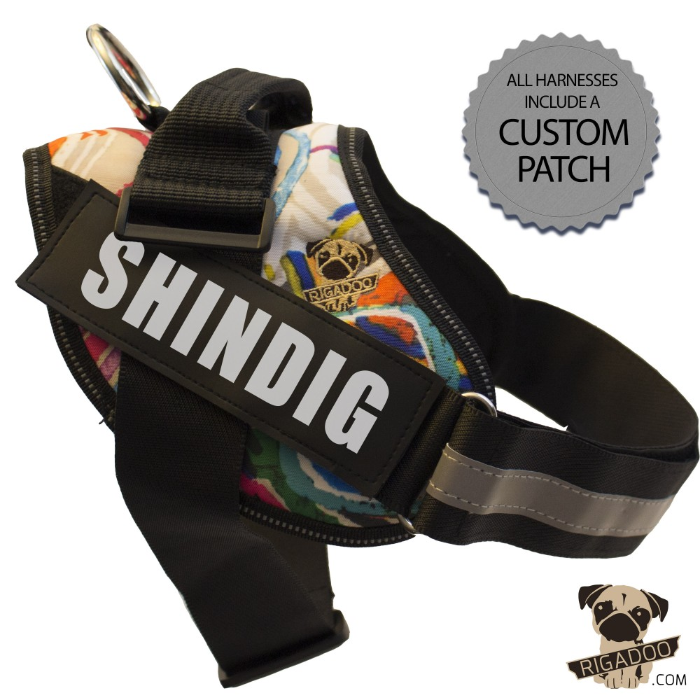 Rigadoo Dog Harness - Shindig