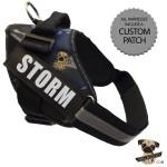 Rigadoo Dog Harness - Storm