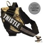 Rigadoo Dog Harness - Thistle