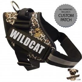 Rigadoo Dog Harness - Wildcat